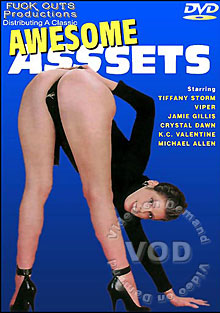 Awesome Assets Box Cover