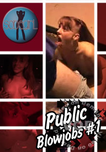 Public Blowjobs #1 Box Cover