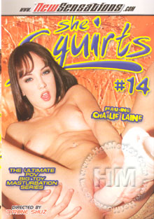 She Squirts #14 Box Cover
