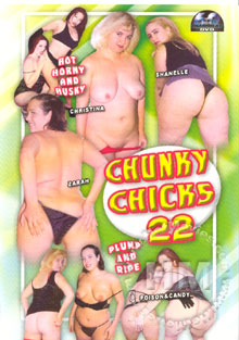 Chunky Chicks 22 Box Cover