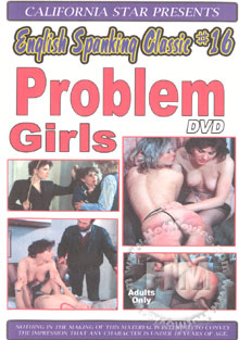 English Spanking Classic #16 - Problem Girls Box Cover