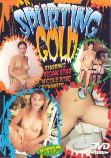 Spurting Gold Box Cover