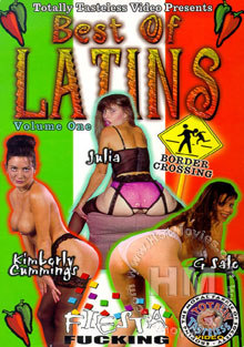 Best Of Latins Volume One Box Cover