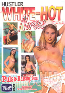 White-Hot Nurses Number 3 Box Cover