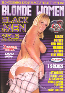 Blonde Women Black Men Vol. 2 - Opposites Attract