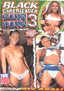Black Cheerleader Gang Bang 3