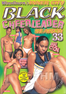 Inner City Black Cheerleader Search #33 Box Cover