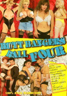 Butt Bangers Ball Four
