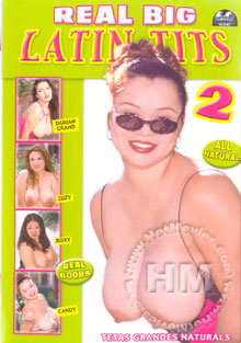 Real Big Latin Tits #2 - Tetas Grandes Naturals Box Cover - Login to see Back
