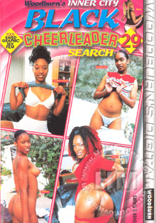Inner City Black Cheerleader Search #29 Box Cover
