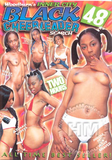 Inner City Black Cheerleader Search #48 Box Cover