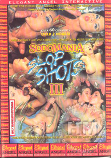 Sodomania Slop Shots 3 Box Cover - Login to see Back