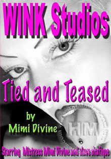 Tied And Teased By Mimi Divine Box Cover
