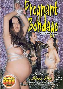 Pregnant Bondage Volume Four Box Cover