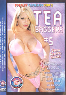 Tea Baggers #5 Box Cover