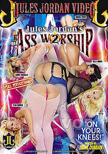 Ass Worship 2 Box Cover