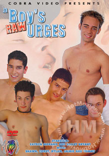 A Boy's Raw Urges Box Cover