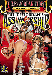 Ass Worship 6 Box Cover