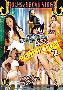 Weapons Of Ass Destruction 2 Box Cover
