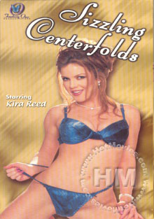Sizzling Centerfolds Box Cover