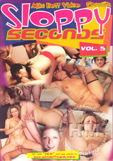Sloppy Seconds Volume 5 Box Cover