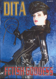 Dita Fetish Goddess Box Cover