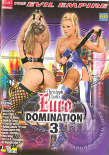 Euro Domination 3 Box Cover