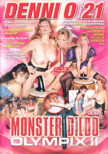 Denni O Number 21 - Monster Dildo Olympix II Box Cover