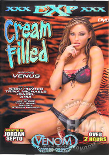 Cream Filled Box Cover