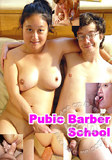 Pubic Barber School Box Cover
