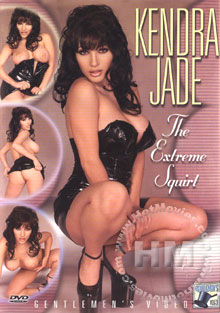 Kendra Jade - The Extreme Squirt Box Cover