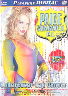 Paige Shagwell P.I. - Undercover Lap Dancer Box Cover