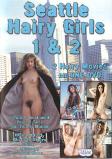 Seattle Hairy Girls 2 Box Cover
