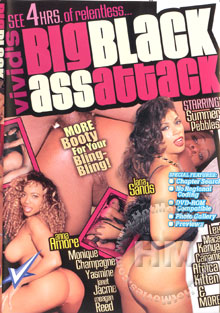 Big Black Ass Attack