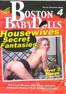 Boston BabyDolls 4 Box Cover - Login to see Back