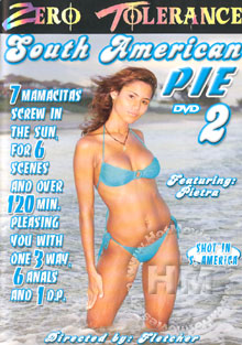 South American Pie 2 Box Cover