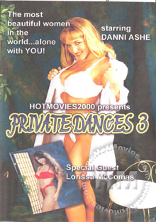 Private Dances 3 Box Cover