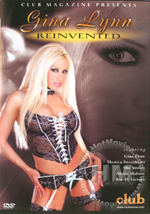 Gina Lynn Reinvented Box Cover