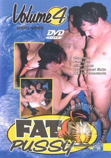Fat Pussy Volume 4 Box Cover