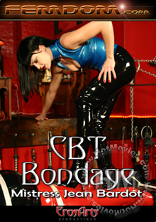 CBT Bondage Box Cover