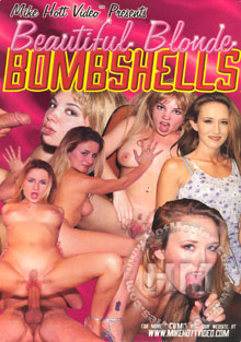 Beautiful Blonde Bombshells Box Cover