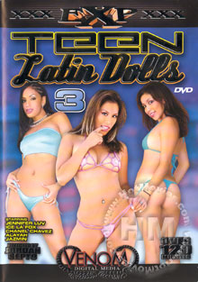 Teen Latin Dolls 3 Box Cover