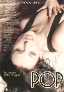 Pop 3: The Beauty Of The Blowjob Box Cover
