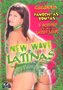 New Wave Latinas Box Cover