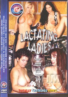 Lactating Ladies Box Cover