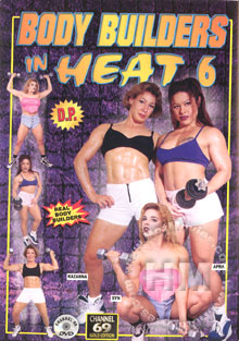 Body Builders In Heat 6 Box Cover