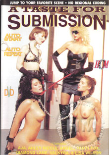 A Taste For Submission Box Cover