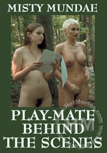Misty Mundae Play-Mate Behind The Scenes Box Cover