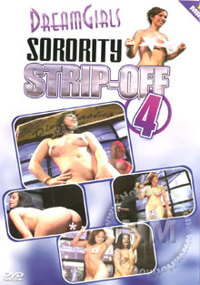 Sorority Strip-Off 4 Box Cover