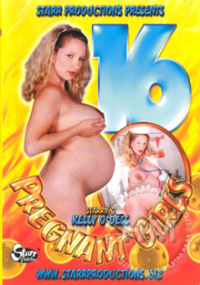 Pregnant Girls 16 Box Cover